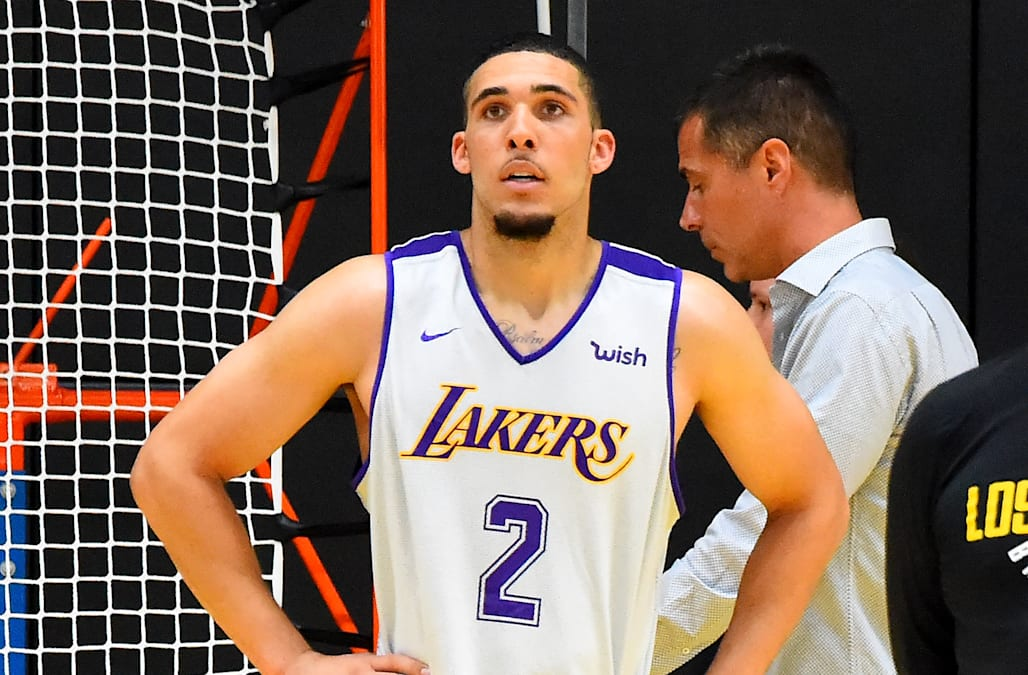 cheaper ab715 24ae6 LiAngelo Ball joins brother LaMelo Ball, will play in Junior ...