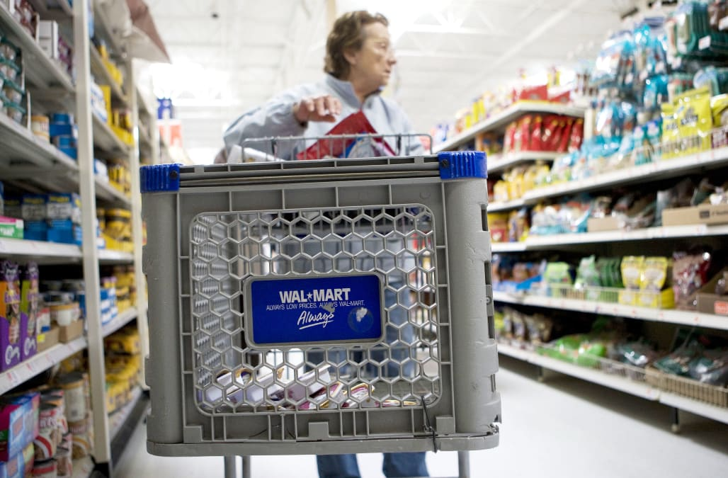 Walmart reveals the top-selling product in every US state - AOL Finance