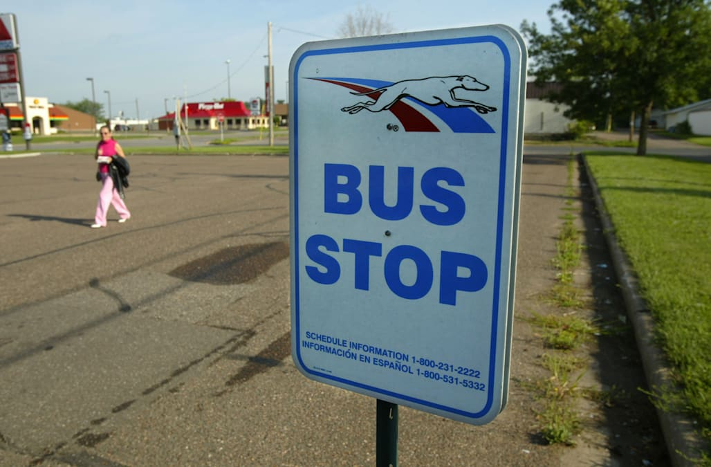 Greyhound, the iconic American bus service, is up for sale by its