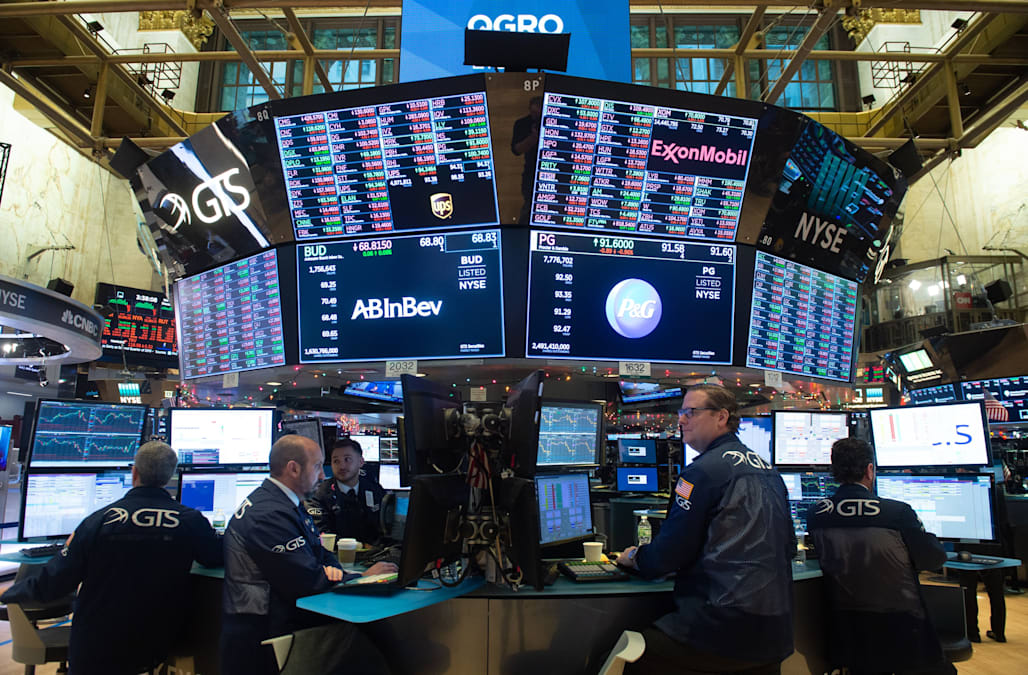 UBS: These 11 stocks are set to rocket higher in 2019 - AOL