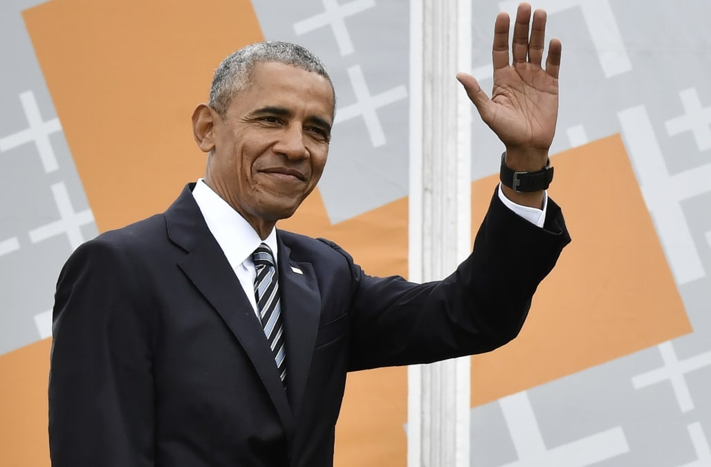 why i admire barack obama essay Keywords: obama leadership style essay choose an example of a successful leader from the public/political or private sphere and explain why s/he is a good example of leadership personified.