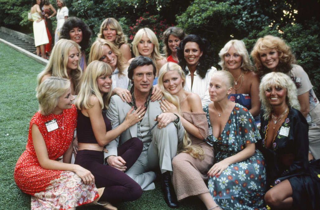 10 Major Moments From Hugh Hefners Career - Aol Entertainment-1390