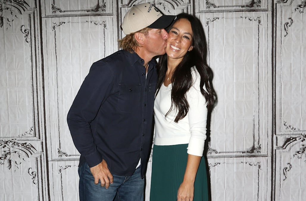 10 Facts About 'Fixer Upper' Stars Chip And Joanna Gaines