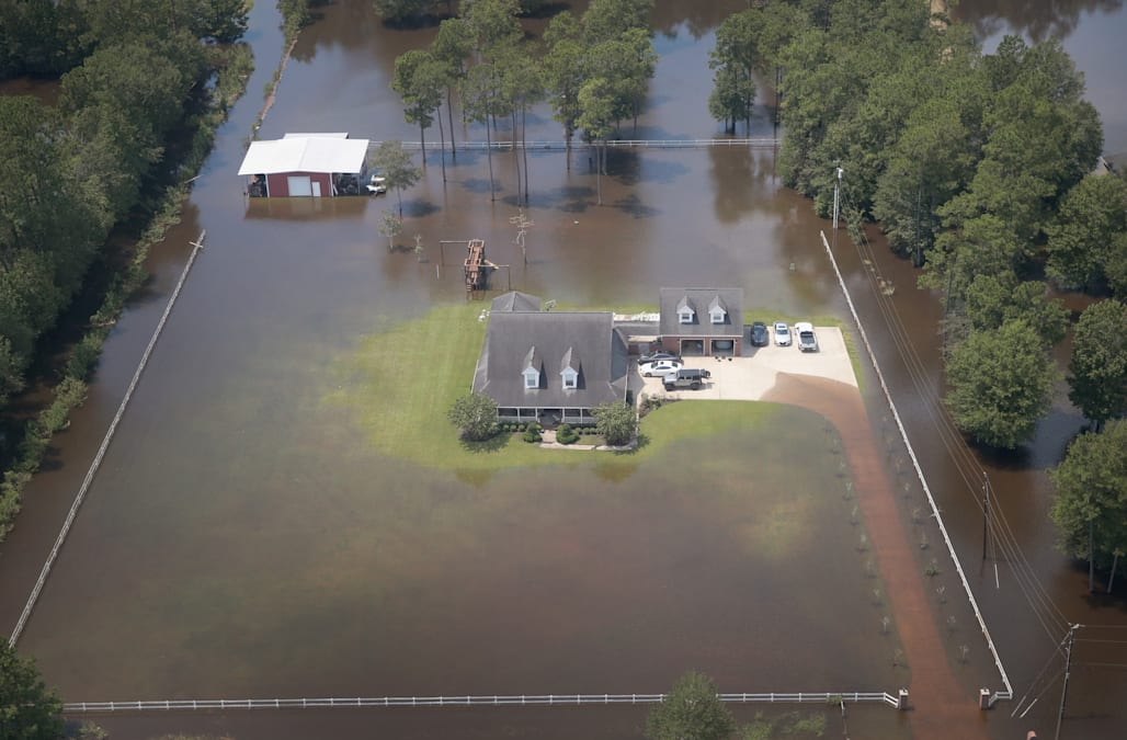 Search Goes On For Harvey Survivors New Evacuations In