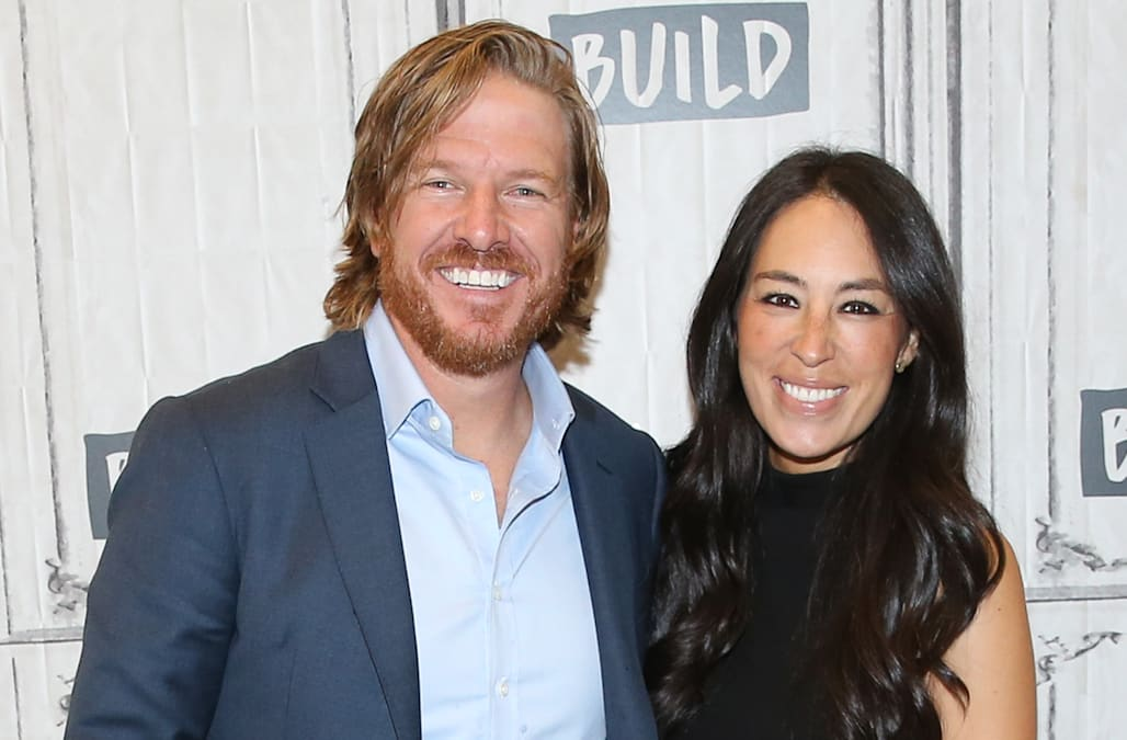 'Fixer Upper' Stars Chip And Joanna Gaines Address Reports