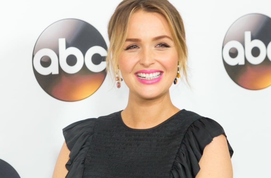 Exclusive Pregnant Greys Anatomy Star Camilla Luddington Talks