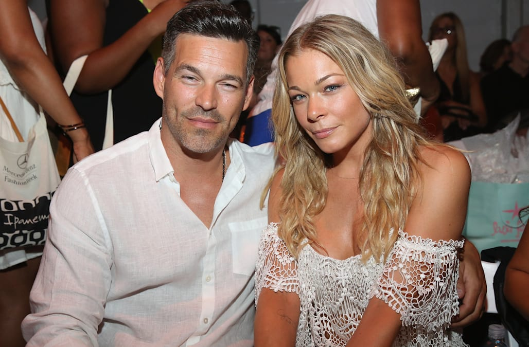 Leann Rimes And Ed Cibrian Are Toasting To Six Years Of Blissful Marriage