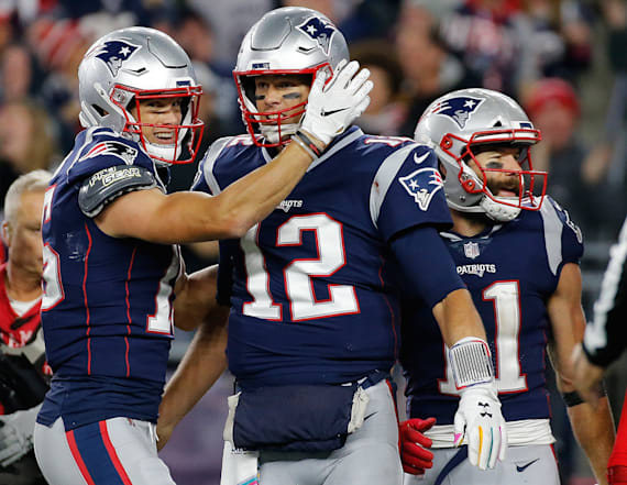 Week 7 NFL power rankings: Patriots leapfrog Chiefs