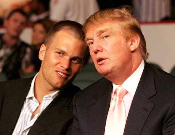 Tom Brady talks Trump and his 'support of a friend'