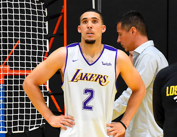 LiAngelo Ball not invited to LA to summer league