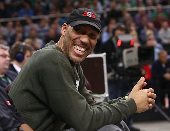 LaVar Ball will coach his sons' Lithuanian team