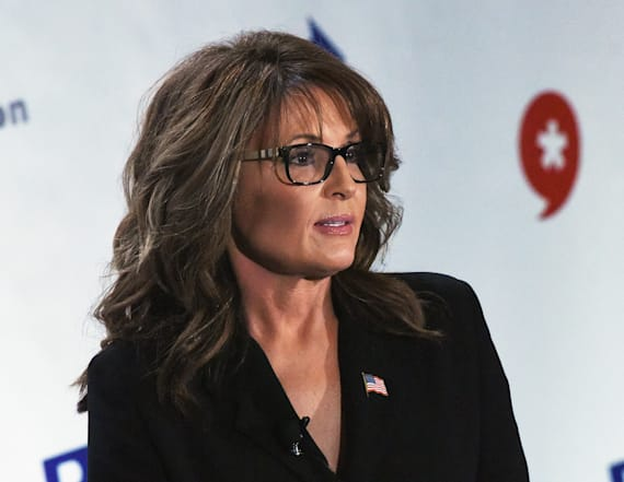 Sarah Palin found out about divorce in email