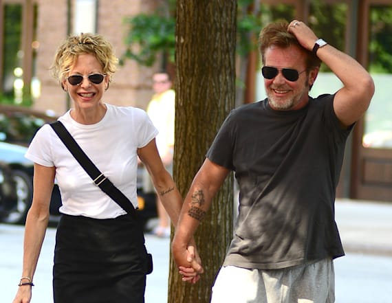 Meg Ryan and John Mellencamp are back together