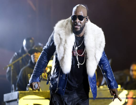 Woman details how she managed to escape R. Kelly