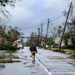 L'ouragan Michael rétrogradé après avoir durement frappé la
