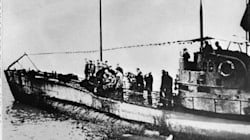 German WWI Submarine Found With 23 Bodies Still