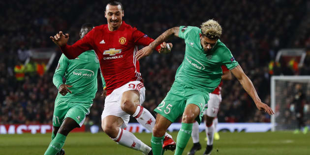 Manchester United - Saint-Étienne: Zlatan Ibrahimovic terrasse les Verts même en Angleterre
