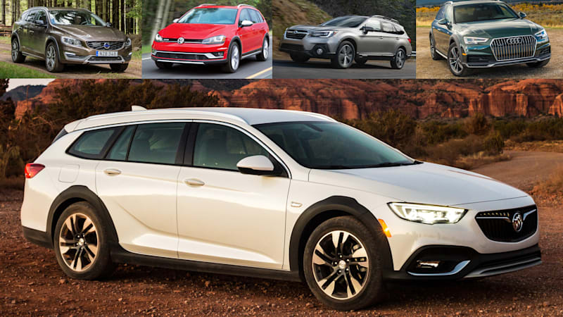 2018 buick regal tourx vs wagon competitors how it compares on paper. Black Bedroom Furniture Sets. Home Design Ideas