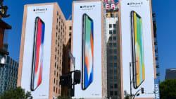 Trop cher nu sur l'Apple Store ? Voici le prix de l'iPhone X avec