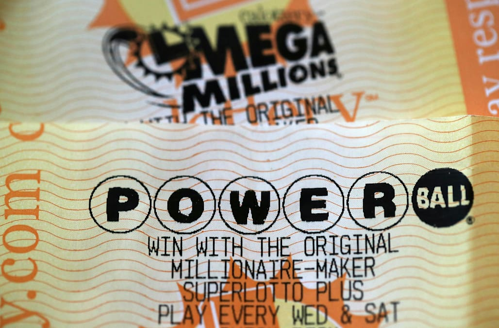 California bank employees win record $543M jackpot after buying mega