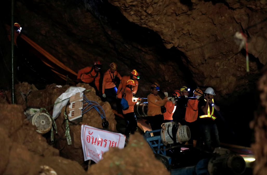 'Stateless' soccer player trapped in Thai cave who speaks ...