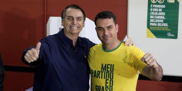 Resultado de imagem para Flávio Bolsonaro (PSL-RJ