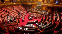 Perché Napolitano dopo il suo discorso ha subito sospeso la seduta per l'elezione del Presidente del