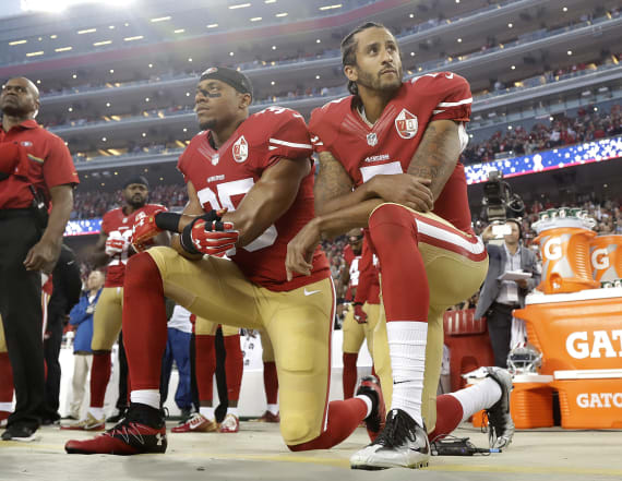 Eric Reid rips 49ers for 'Blackout Tuesday' post