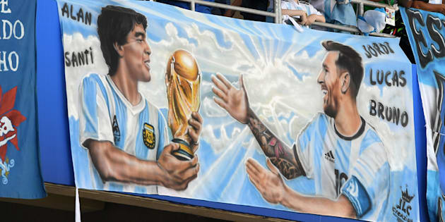 France-Argentine à la Coupe du monde 2018: Diego Maradona est-il le boulet de l'Albiceleste?