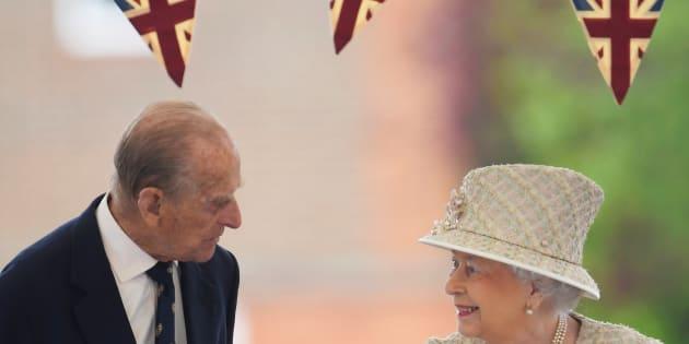 Filippo d'Inghilterra ricoverato in ospedale per un'infezione