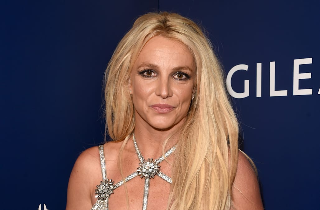 Britney Spears' loved ones show their support after she ... Britney Spears 2019