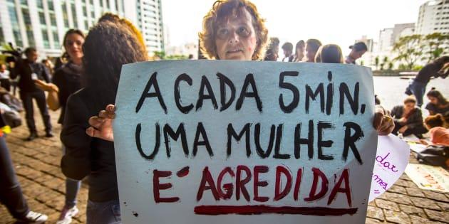 De acordo com oMapa da Violência, 13 mulheres são vítimas de homicídio por dia.