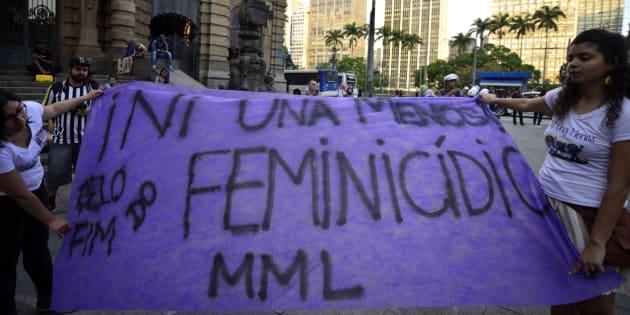 Bahia é um dos estados que mais matam mulheres.