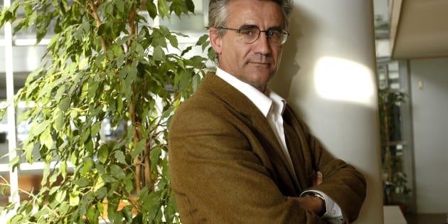 Andre Comte-Sponville en 2003 (illustration)