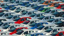 Exportación de autos en México alcanza nivel