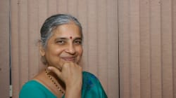 Sudha Murthy Had The Best Response To A Racist 'Cattle-Class' Comment In