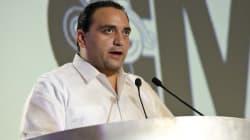 VIDEO: El exgobernador de Quintana Roo, libre como el viento, aún con señalamientos de enriquecimiento