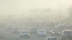 Nouveau record de concentration de CO2 dans l'atmosphère en