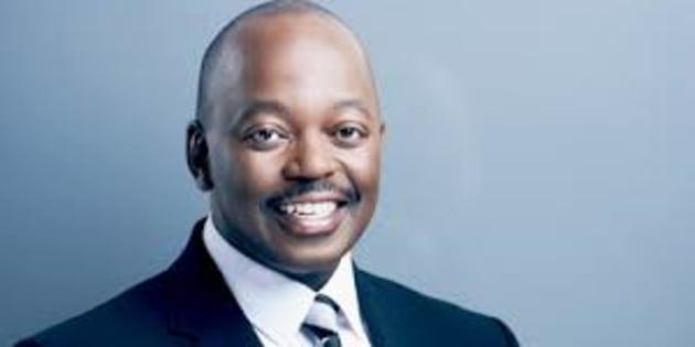Broadcaster, Peter Ndoro.