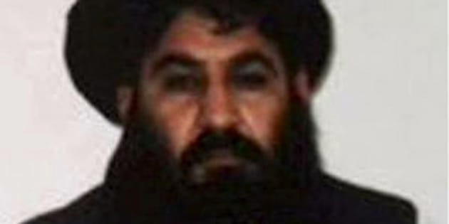 Taliban leader Mullah Akhtar Mohammad Mansour is seen in this undated handout photograph by the Taliban.  Taliban Handout/Handout via Reuters/File Photo  ATTENTION EDITORS - THIS PICTURE WAS PROVIDED BY A THIRD PARTY. REUTERS IS UNABLE TO INDEPENDENTLY VERIFY THE AUTHENTICITY, CONTENT, LOCATION OR DATE OF THIS IMAGE. THIS PICTURE IS DISTRIBUTED EXACTLY AS RECEIVED BY REUTERS, AS A SERVICE TO CLIENTS. FOR EDITORIAL USE ONLY. NOT FOR SALE FOR MARKETING OR ADVERTISING CAMPAIGNS.      TPX IMAGES OF THE DAY
