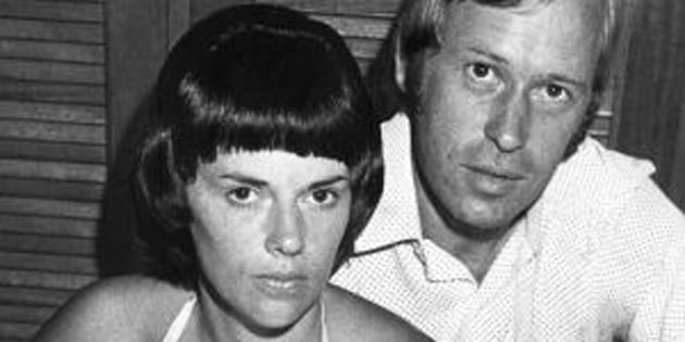 Lindy and Michael Chamberlain.