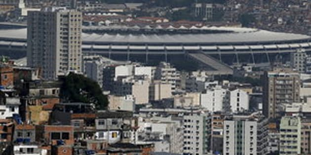 Brazil's Olympic venues are coming under the eye of Brazilian investigators.