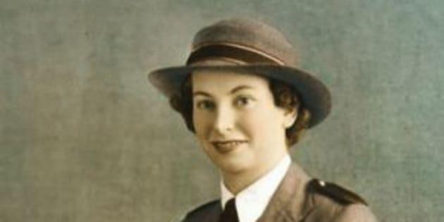 Sister Vivian Bullwinkel