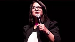 In A Boss Move, Netflix Counters Amazon's 'All-Male' Stand-Up Specials By Signing Aditi