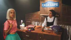 'Casa Lupe desde 1798': primera obra teatral española estrenada en redes