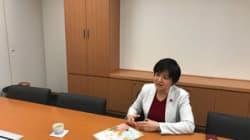 衆議院議員の尾辻かな子さんインタビュー