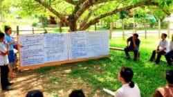 Stop!セクハラ:ラオスでの安全でジェンダー平等な学校づくり