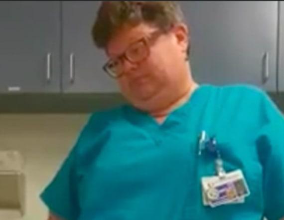 ER doctor suspended after mocking patient on video