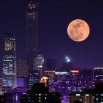 スーパー・ブラッド・ウルフムーンが出現。1月21日、満月と皆既月食のコラボがアメリカで