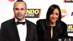 El romántico mensaje de Anna Ortiz a Iniesta tras dejar de La